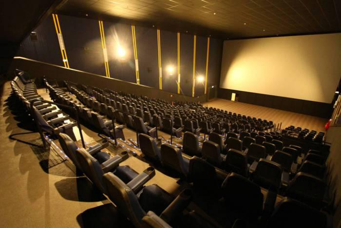 Cinemas voltam a funcionar em Saquarema