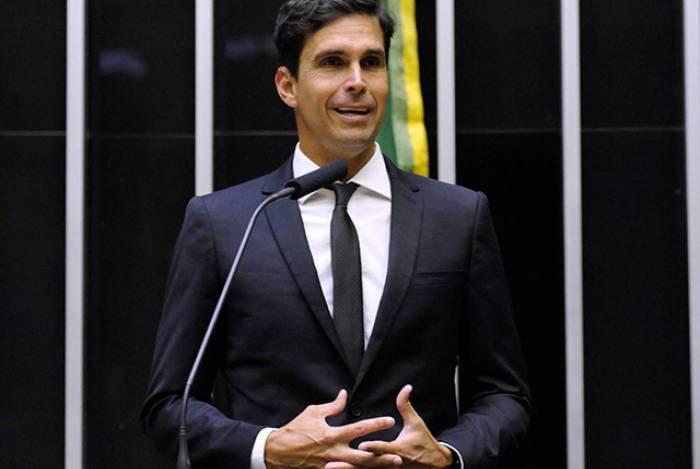 O deputado federal Luiz Lima é o nome escolhido pelo PSL para disputar a Prefeitura do Rio em 2020