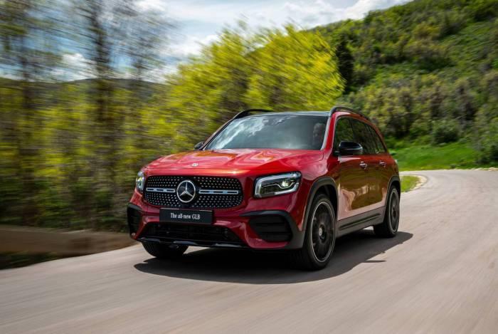 Mercedes-Benz GLB começa a ser vendido no Brasil