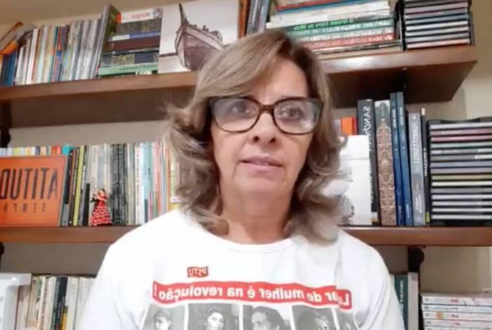 Mônica Teixeira é pré-candidata do PSTU à prefeita de Volta Redonda