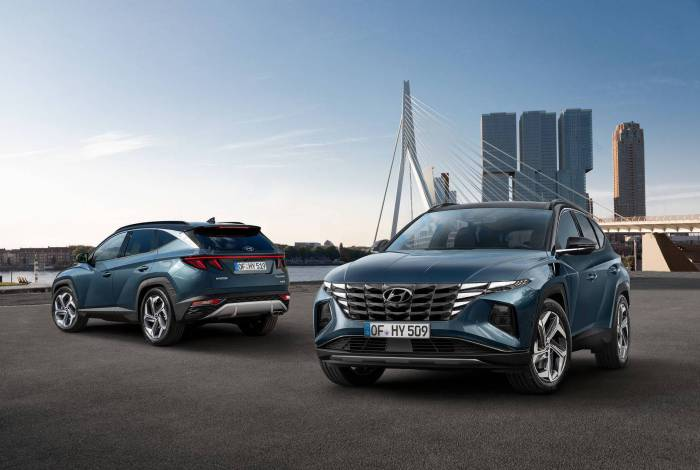 Novo Hyundai Tucson: visual com personalidade