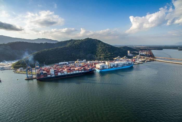 Porto de Itaguaí teve alta no mês de setembro, se comparado com o mesmo período do ano anterior, diz CDRJ