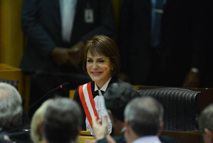 Ministra Cristina Peduzzi foi hospitalizada com covid-19
