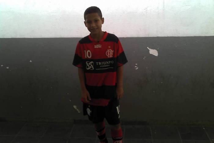 João Gomes nos tempos de futsal