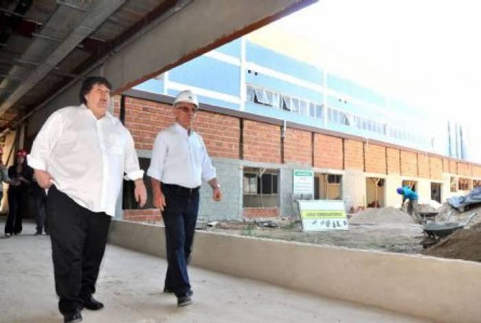 Sebastião Faria será o vice na chapa de Neto em Volta Redonda
