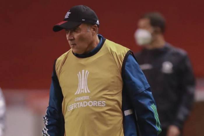 Ex-jogador do Flamengo afirma que clube errou em contratar Domènec: Trouxe um auxiliar