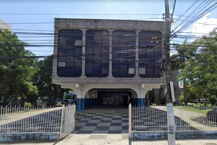 Centro Cultural Joaquim Lavoura, sede da Secretaria Municipal de Turismo e Cultura