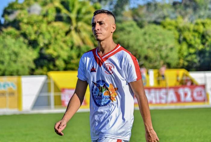 Meia do Nova Cidade, João Cláudio projeta vitória contra o Olaria para se recuperar na Série B1 do Campeonato Carioca