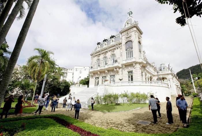 Palácio Laranjeiras