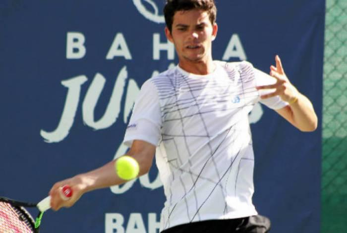 Natan e Oliveira buscam vaga na grande final de duplas juvenil de Roland Garros