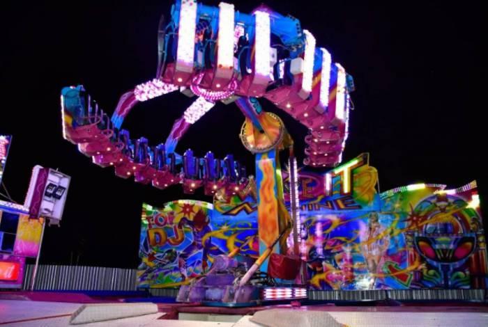 O Tivoli Park será reinaugurado na Barra da Tijuca