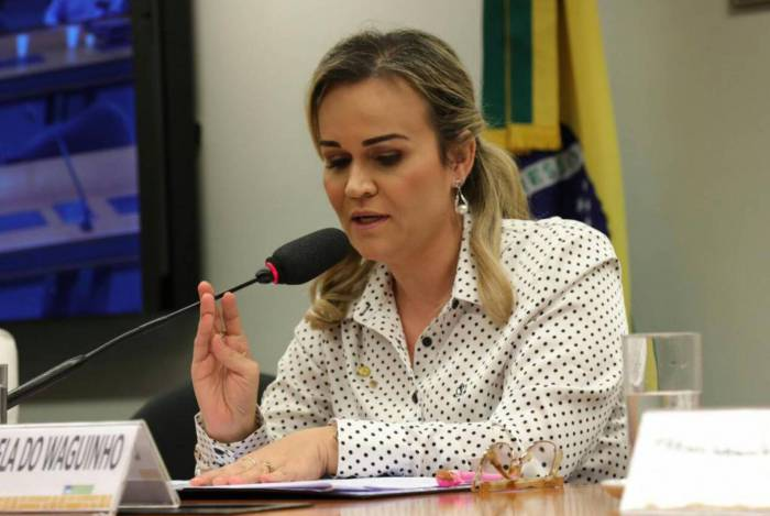 Deputada estadual Daniela da Waguinho (MDB)