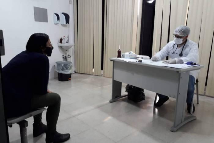 O tratamento precoce para a covid-19 é disponibilizado pela Prefeitura de Volta Redonda
