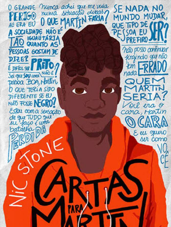 'Cartas Para Martin' aborda racismo e meritocracia