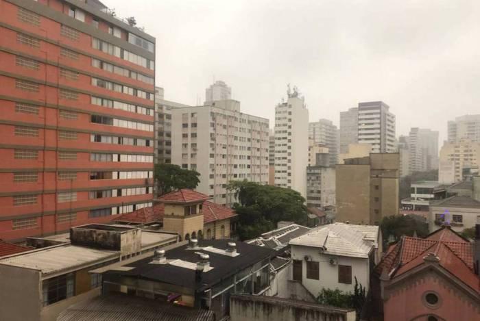 São Paulo entrou em estado de atenção