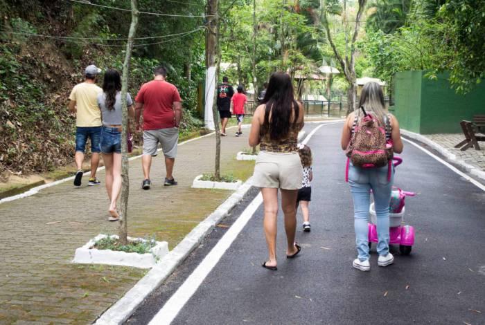 Zoológico de Volta Redonda é opção de lazer no feriado de segunda-feira, dia 12