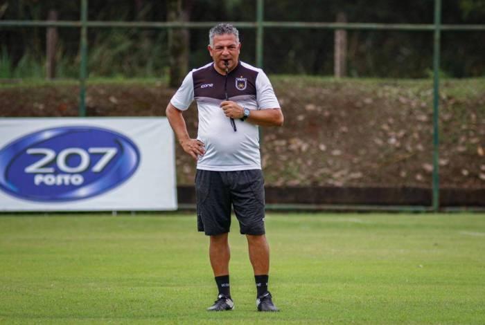 Comandante Luizinho Vieira fala sobre a importância de conquistar uma vitória no jogo deste sábado, dia 10
