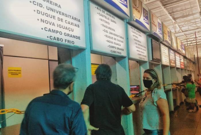 A nova etapa de flexibilização vai revogar o decreto que restringiu a proibição das paradas de ônibus vindos de outros municípios