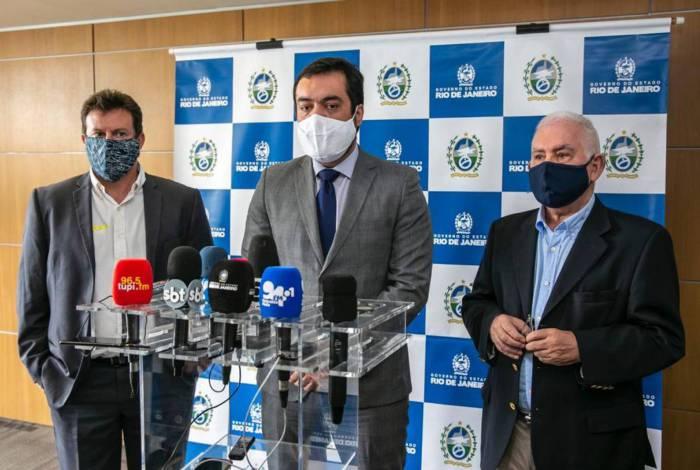 Iniciativas anunciadas pelo governador em exercício, Cláudio Castro, foram bem recebidas pelo setor