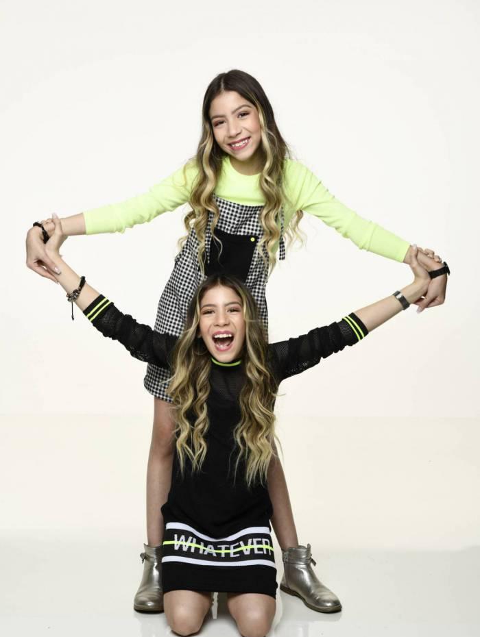 As irmãs Melissa e Nicole criaram o cana infantojuvenil Planeta das Gêmeas, em 2015