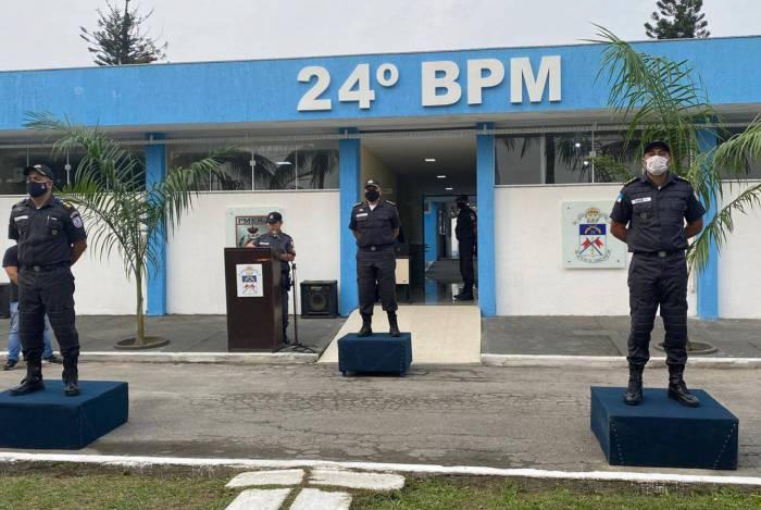Troca de comando aconteceu na última quinta-feira na sede do Batalhão