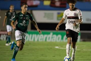 Flamengo x Goiás; prováveis equipes, onde assistir, desfalques e arbitragem