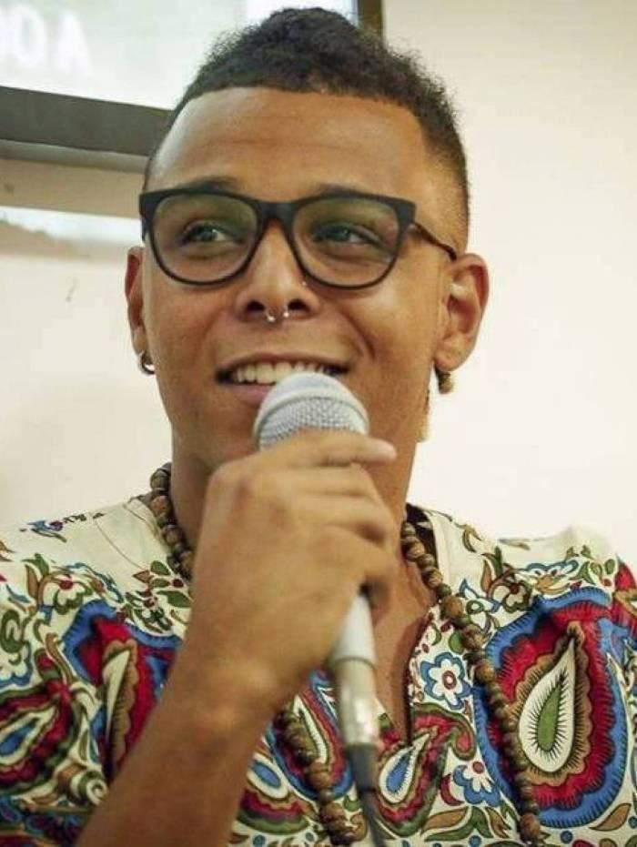 O autor Rhuann Fernandes, 24 anos