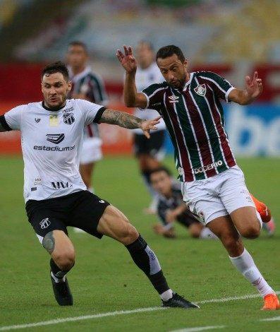 Fluminense x Ceara  - Campeonato Brasileiro - rodada 17 . Estádio Maracana.