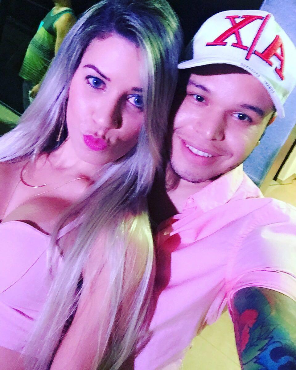Mais uma separação: cantor Tierry e Lorena Allveis | Fábia Oliveira | O Dia