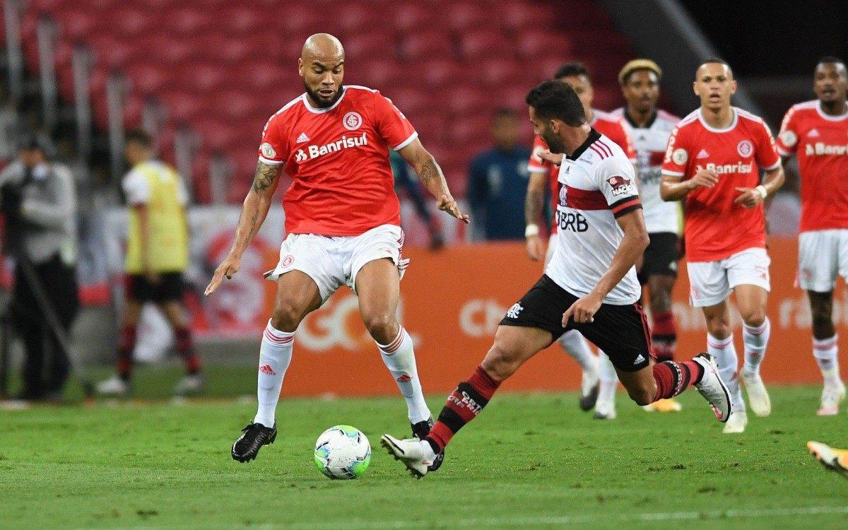 Internacional x Flamengo - Ricardo Duarte/Flick Internacional