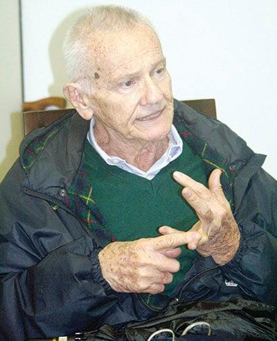 Philippe Guedon foi fundador do Partido Humanista da Solidariedade (PHS) - Reprdução/Internet