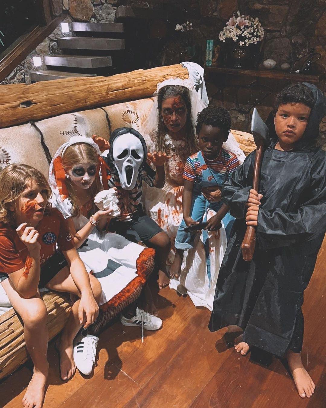 Halloween de Giovanna Ewbank