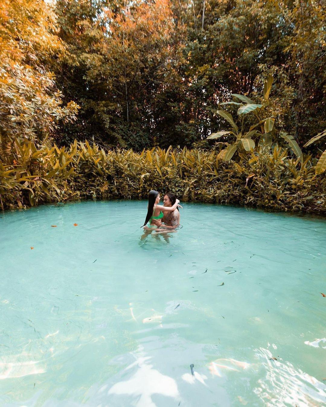 Whindersson Nunes e Maria Lina Deggan curtem o Jalapão