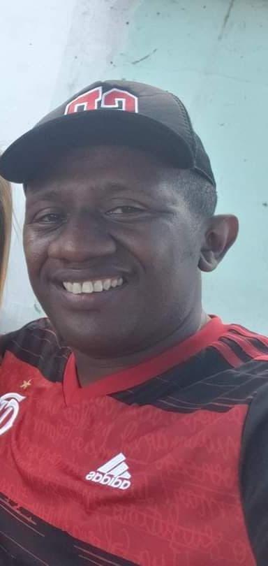 Eduardo Octavio, morto em Belford Roxo - REPRODUÇÃO INTERNET