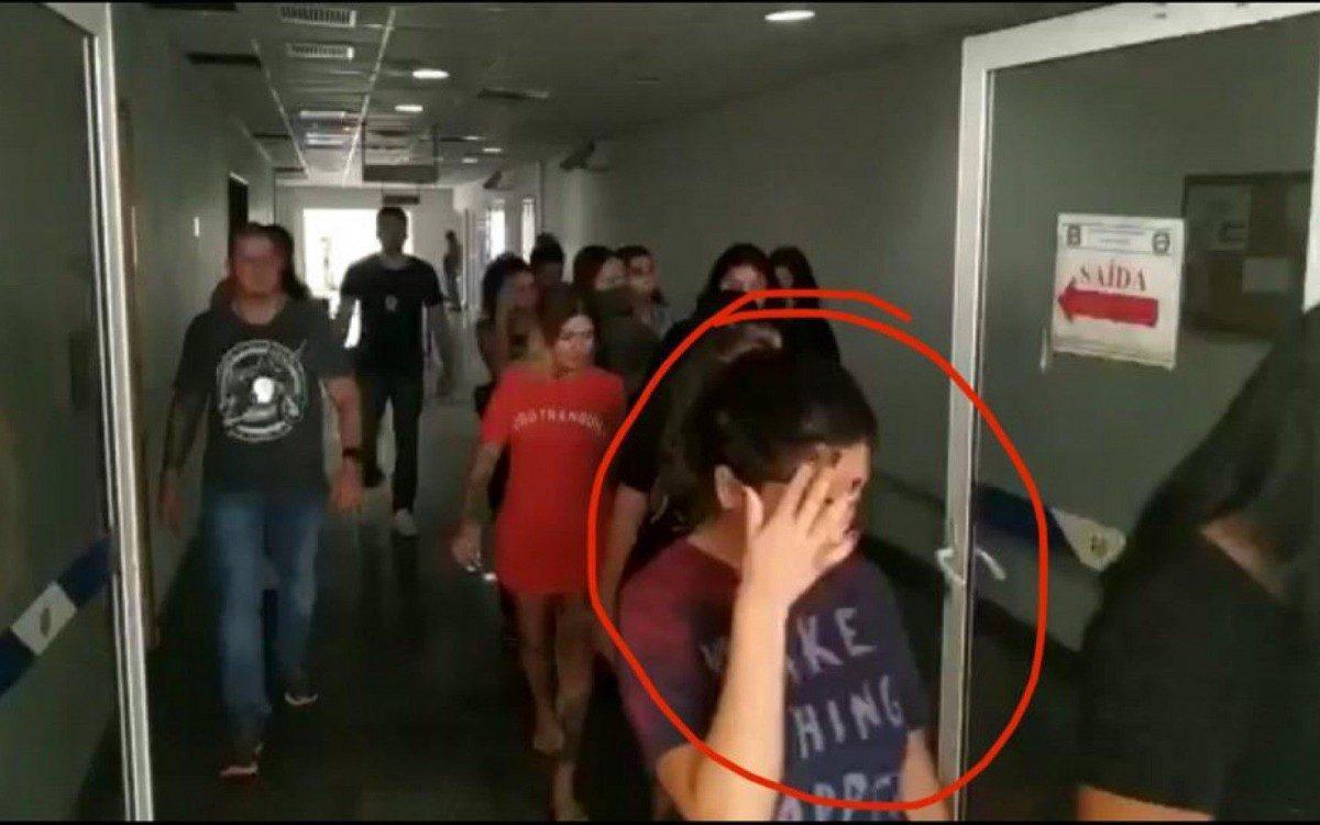 Filha caçula de Belo é presa acusada de participar de golpes eletrônicos |  Fábia Oliveira | O Dia