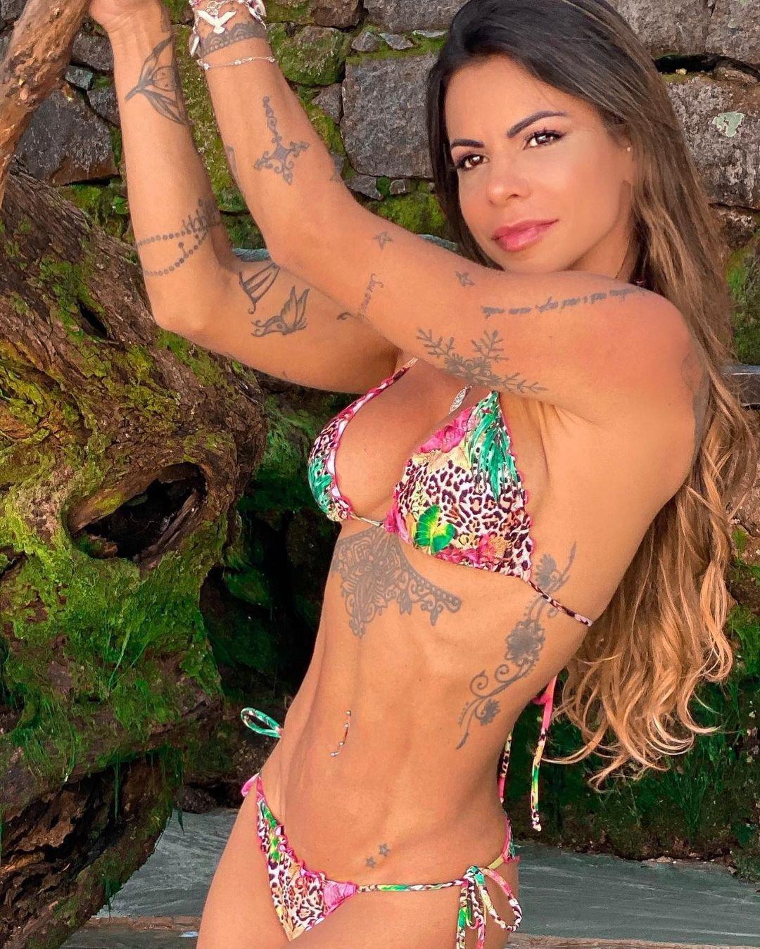 Não é verdade', diz mulher acusada de ser pivô da separação de ex Power Couple | Fábia Oliveira | O Dia