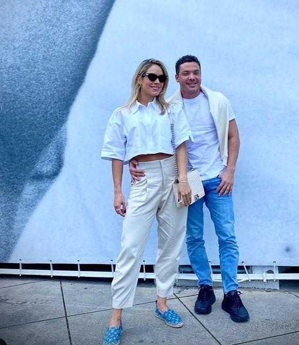 Wesley Safadão e Thyane - reprodução do instagram