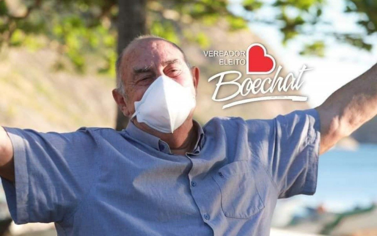 Carlos Boechat morreu aos 70 anos, vítima da covid-19 - Reprodução