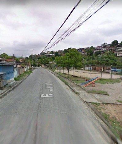 Seis pessoas ficam feridas após tiroteio na Rua Javatá, no Morro do Chapadão, em Anchieta