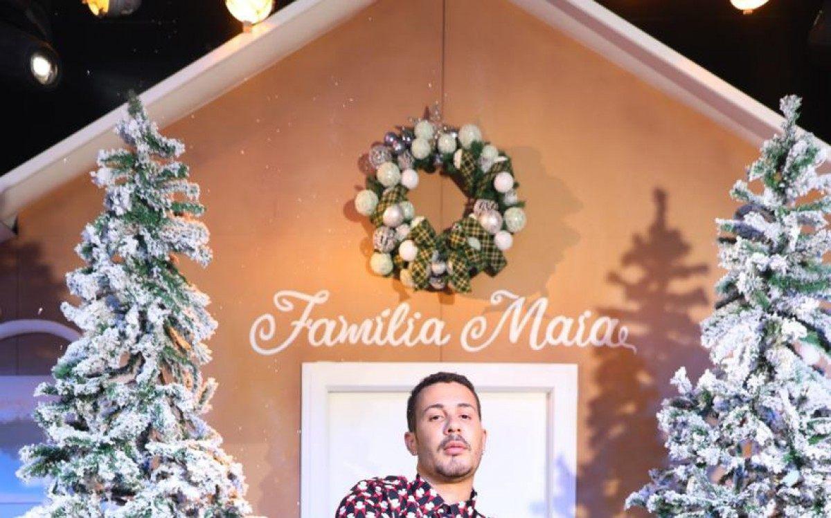 Carlinhos Maia realiza mais uma edição do 'Natal da Vila'