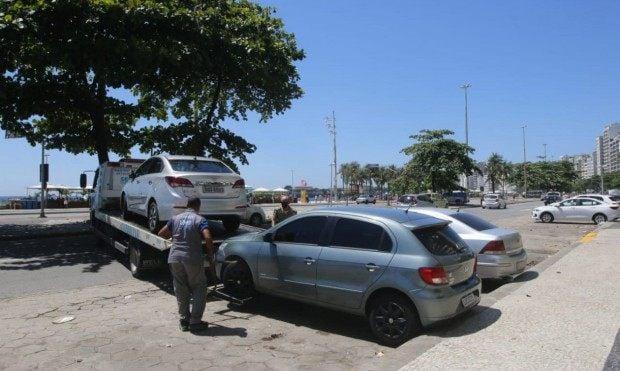 Proibições na orla do Rio para o Réveillon começam a valer