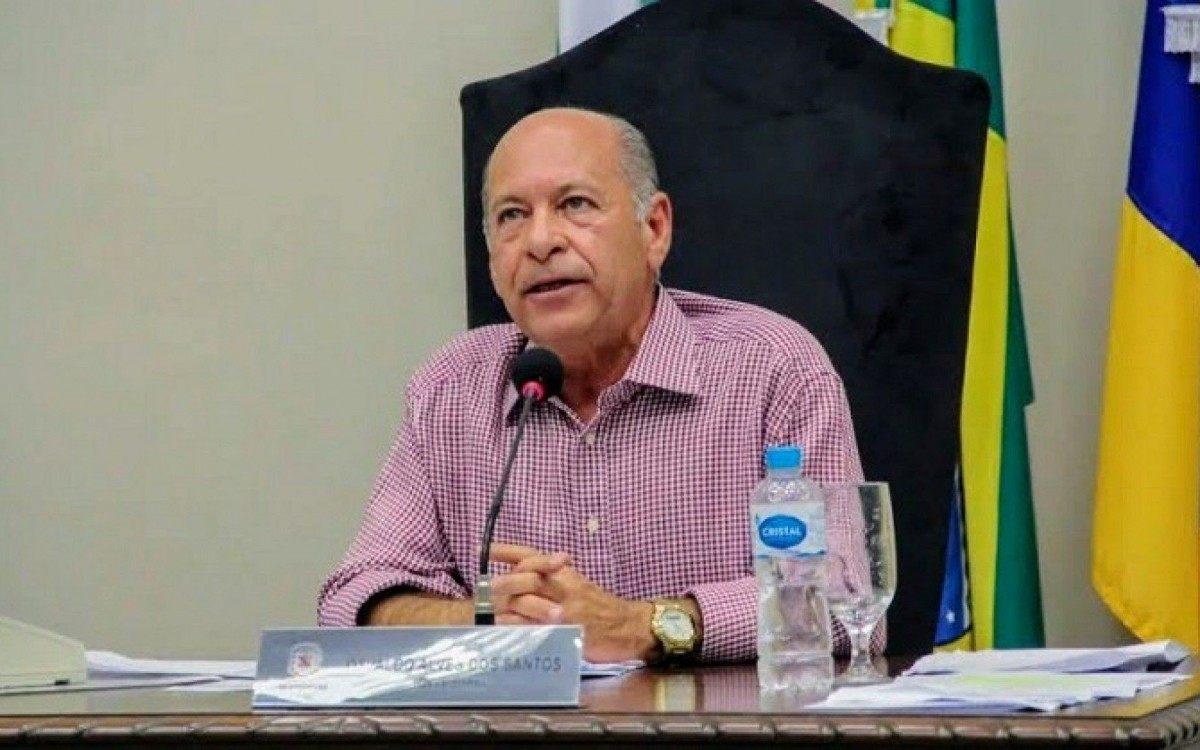 Osvaldo Alves dos Santos - Reprodução