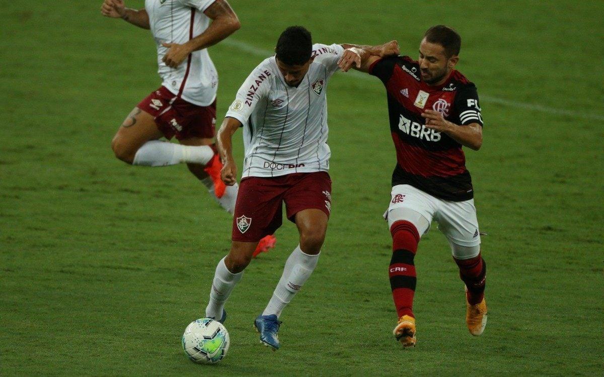 Derrota no Fla-Flu interrompe retrospecto positivo de quase dois anos de titulares do Flamengo em clássicos