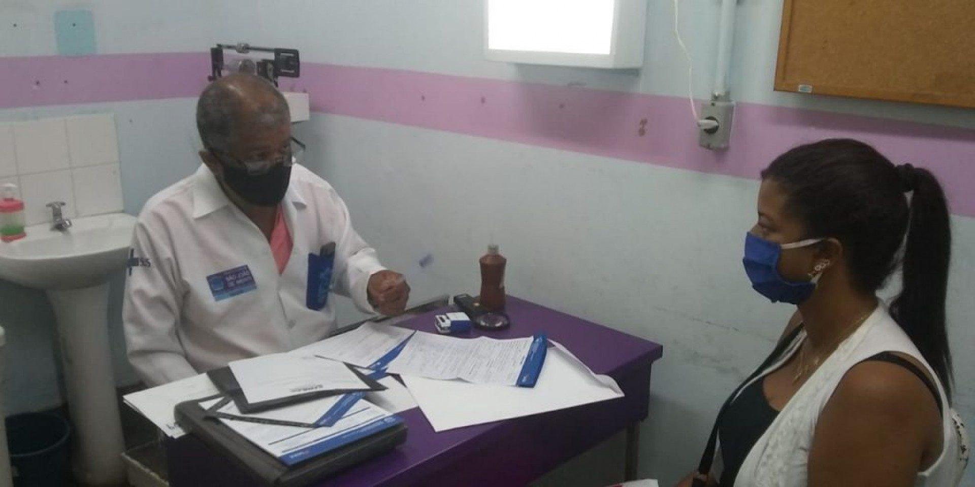 El diagnóstico y el procedimiento necesario para el tratamiento del cáncer se realizan in situ.  - Divulgación / PMSJM