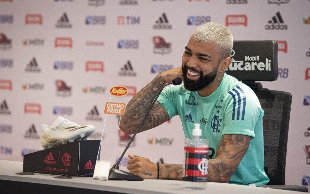 Gabigol - Alexandre Vidal / Flamengo