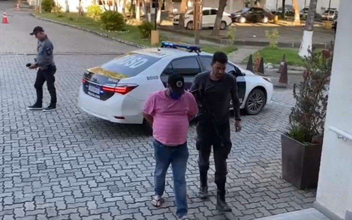 O ex-vereador e ex-policial militar Alex Rosa é acusado de furto de combustível