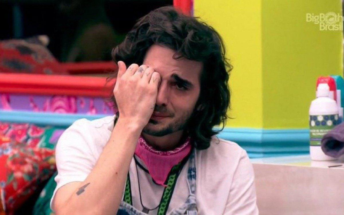 Choro de Fiuk vira piada e jeito do cantor rende memes. Confira! | BBB | O DIA