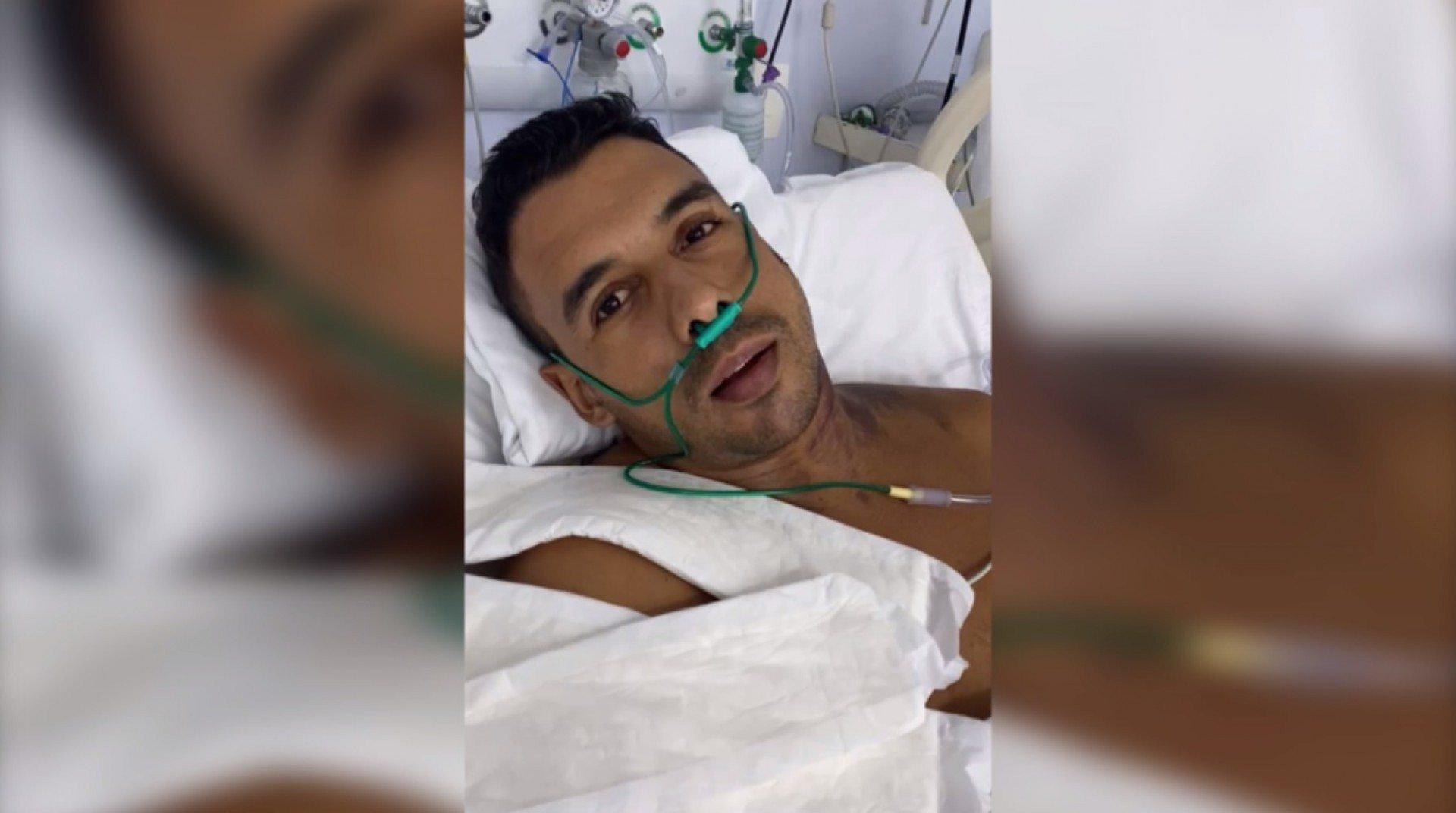 PM baleado em Arraial do Cabo responde bem ao tratamento