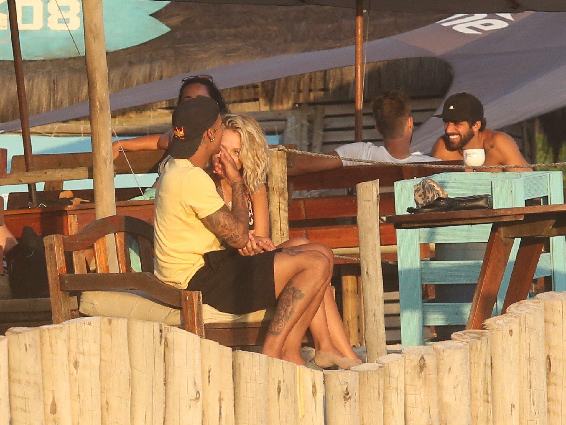 Gabi Lopes está em reality de Anitta, com seu namorado PK