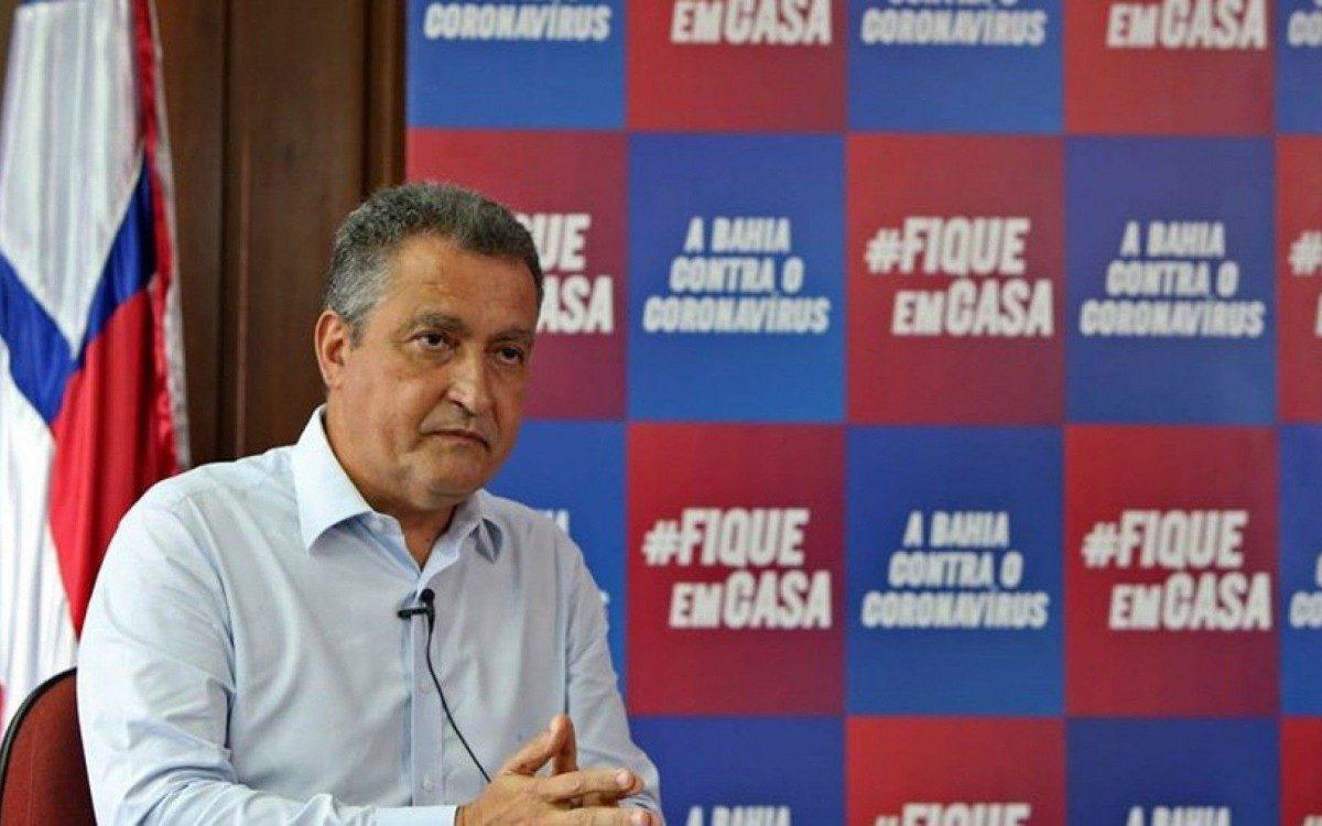 Governador Da Bahia Avalia Lockdown No Estado Para Evitar O Pior Brasil O Dia